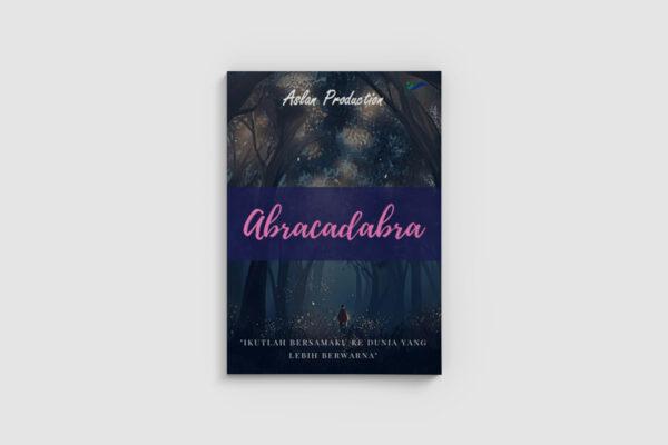 Buku Abracadabra Depan
