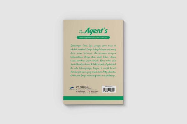 The Agent's - Munculnya Seseorang Dari Masa Lalu (Cover Belakang)
