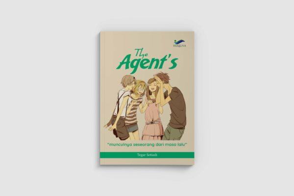 The Agent's - Munculnya Seseorang Dari Masa Lalu (CoverDepan)
