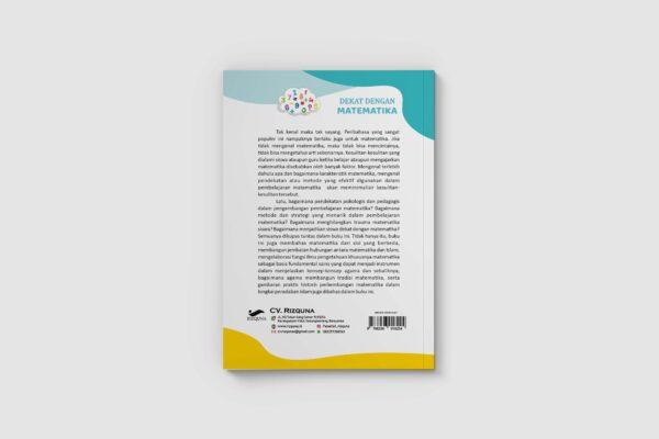 Dekat Dengan Matematika (Cover Belakang)
